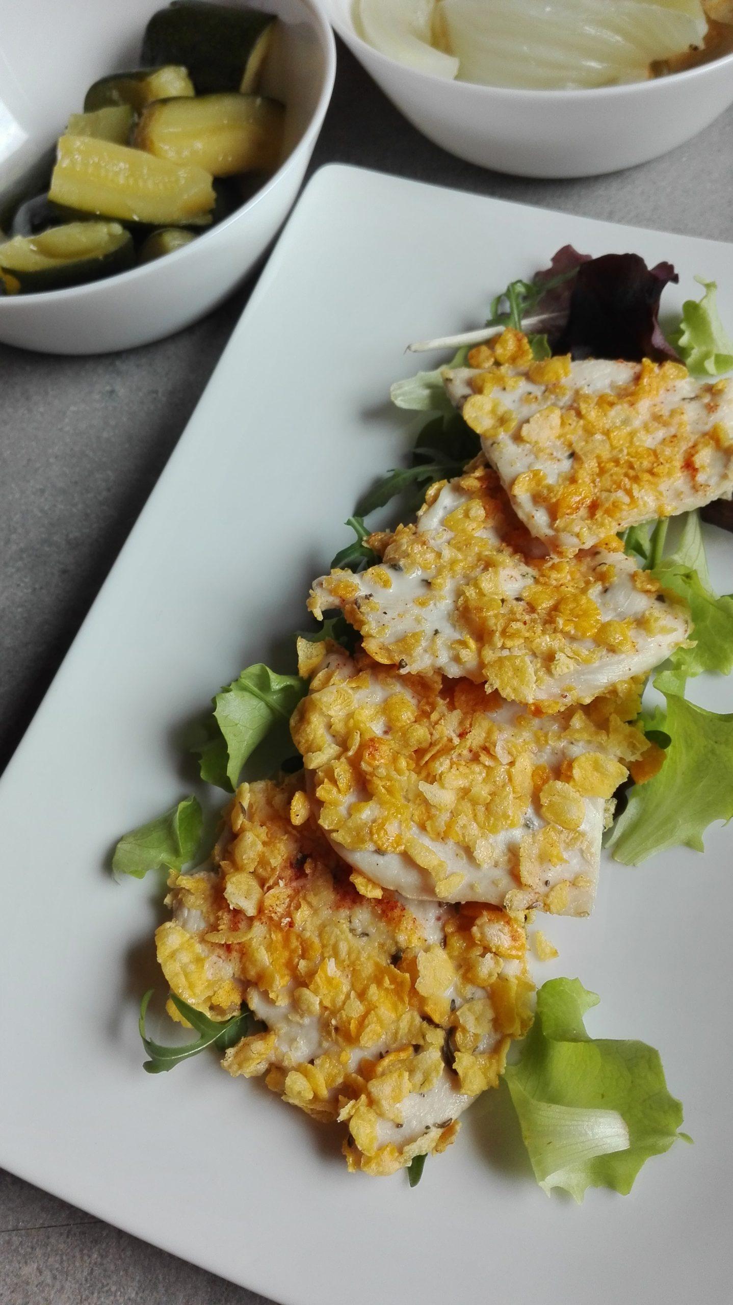 Crocchette pollo con Flackes FoodSpring